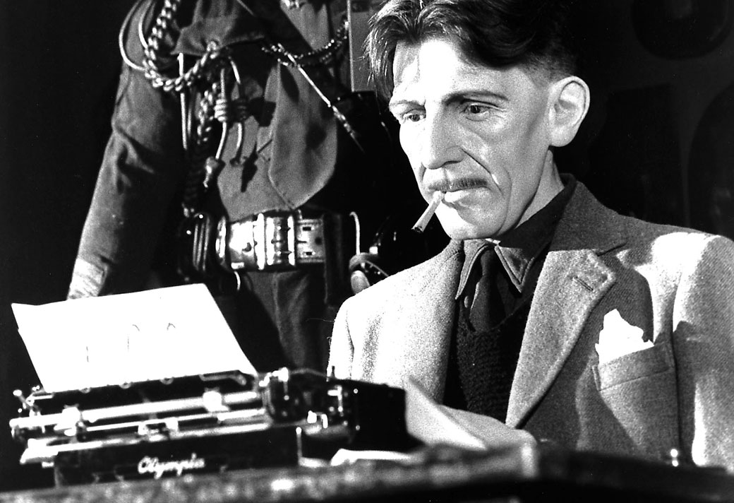 1984 writing style With his unique writing style and narration in animal farm and 1984, orwell furthers his idea of corruption within totalitarian societies his simple style is used to.