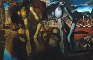 Metamorphosis of Narcissus 1937 Salvador Dalí 1904-1989 Purchased 1979 http://www.tate.org.uk/art/work/T02343