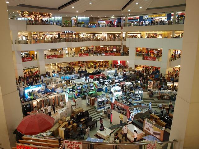 centro commerciale